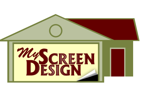 My Screen Design Logo